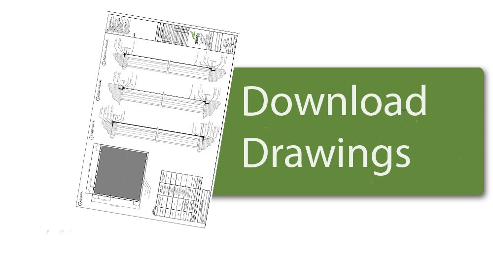Download MicroLouvre Fire Attenuation Screen Drawings