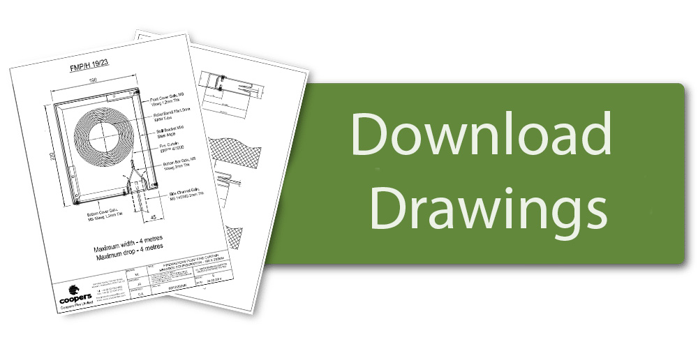 Download FireMaster Fire Curtain Drawings