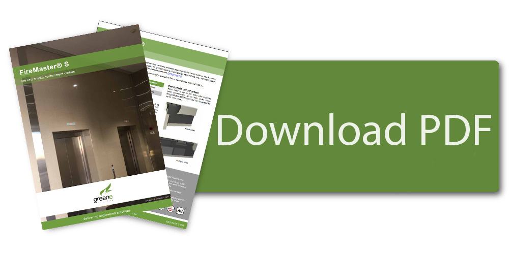 Download FireMaster S Smoke and Fire Curtain Brochure
