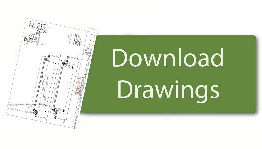 Download Wall Opensky Wall Mounted Ventilator Drawings