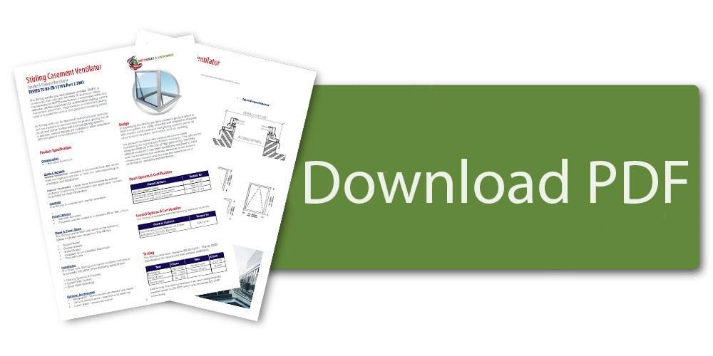 Download Stirling Casement Ventilator Brochure